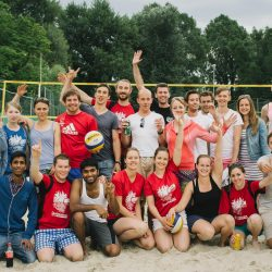 #SCMgoes Beachvolleyball – WU Master Summit Beachvolleyball Tournament