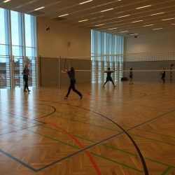 The first Sports Session of the year!