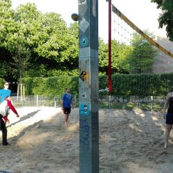 Beach Volleyball Training Sessions have started!
