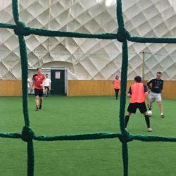 #SCMgoes Soccer Trainings