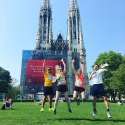 #SCMgoes Vienna City Marathon 2018