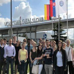 #SCMgoes VW Bratislava
