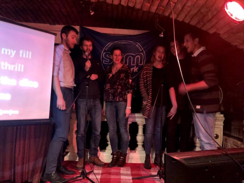 #SCMgoes Karaoke Stammtisch