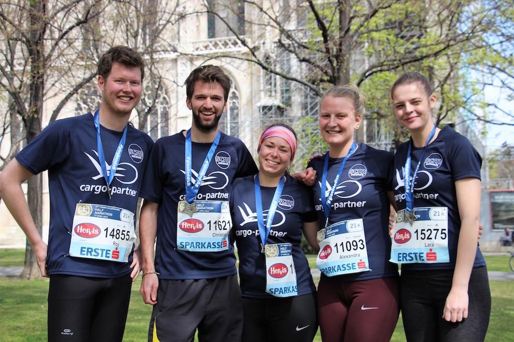 #SCMgoes Vienna City Marathon 2019