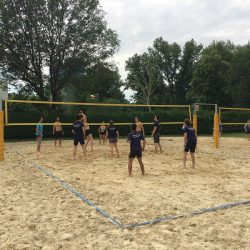 #SCMgoes WU Master Summit Volleyball Tournament