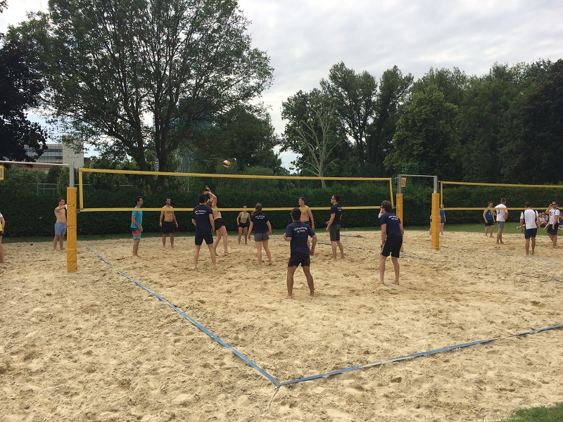 Read more about the article #SCMgoes WU Master Summit Volleyball Tournament
