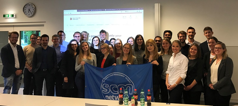 Read more about the article #SCMgoes Coca Cola