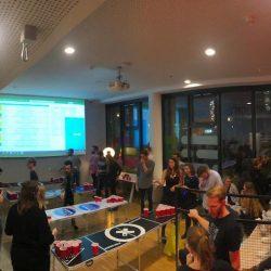 #SCMgoes Beer Pong Tournament