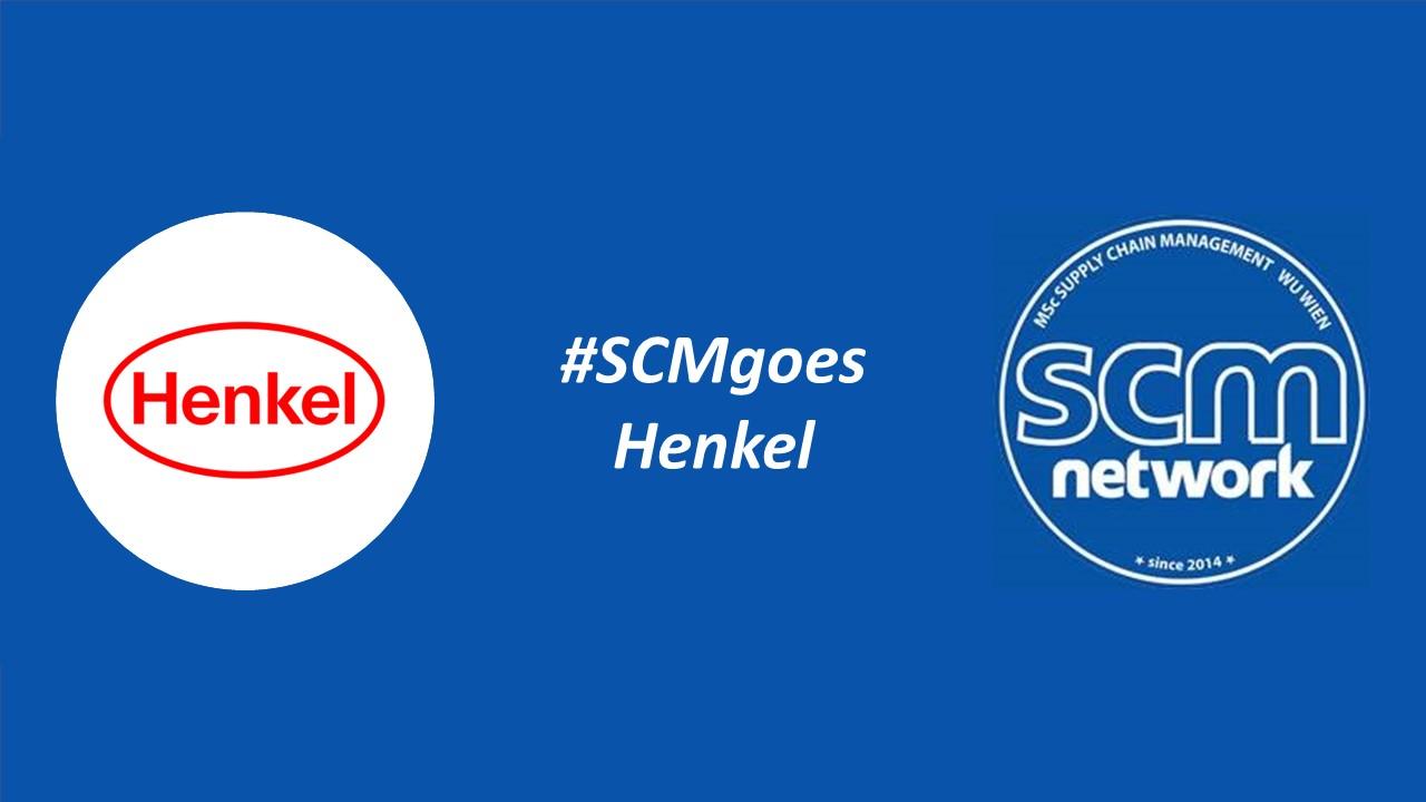 #SCMgoes Henkel