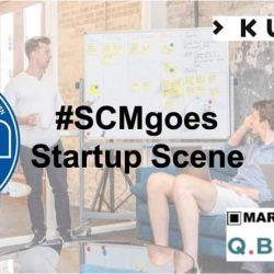 #SCMgoes Startup Scene
